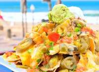 Need a Little Snack - Try the Volcano Nachos!