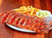 Hungry - We Recommend the Baby Back Ribs - YUM!