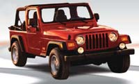 Jeep Wrangler - Automatic Transmission